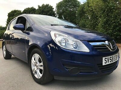 2009 VAUXHALL CORSA 1.3 CDTi ECO-FLEX ACTIVE GENUINE 33000 MILES FROM NEW