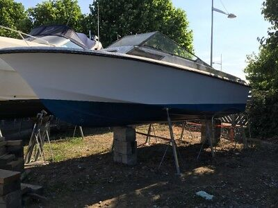 Powerboat project