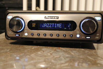 Pioneer DEH-P77MP HighEnd CD-Autoradio mit MP3 , VINTAGE !!! Klasse Zustand !!!
