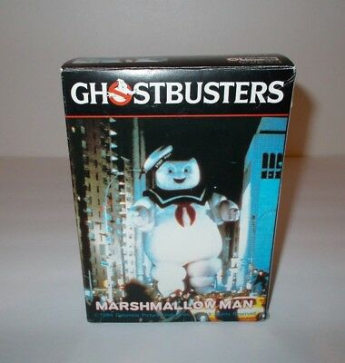 Vintage 1984 Ghostbusters Marshmallow Man Tsukuda Figure Super Rare - New
