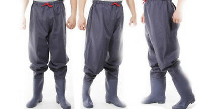 E04 Waterproof Hard Wearing Outdoor Wear Pants Shoes Angling Fishing Clothing O