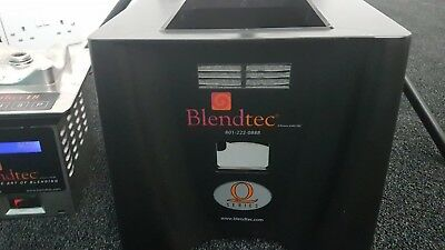 Blendtec blender Q Series. Great condition, very clean and managed & low usage