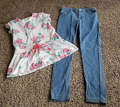 Carter's Girl's Outfit Size 7