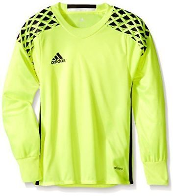 dba294afe14 Adidas Soccer Youth Onore 16 Goalkeeping Jersey Bright Yellow XS 7-8 Y