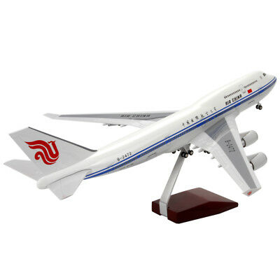 Alloy 1:150 Advanced Boeing 747 Civil Aircraft Model Simulation Model Gifts