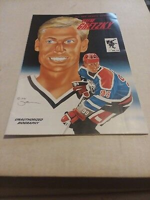 All-Pro Sports Comics #5 WAYNE GRETZKY 1991 Sutton 1992