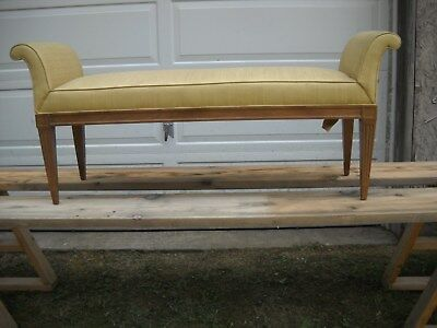 1950's  Bench/Chaise Italian style