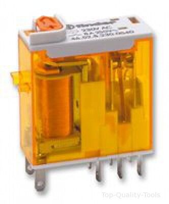 Relay, Power, Dpdt, 110Vdc, 8A, Socket Mpn: 46.52.9.110.0000T Finder