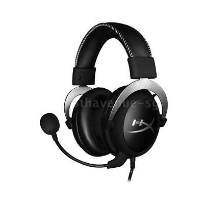 Kingston HyperX Cloud Stereo Gaming Headset Kopfhörer für PC /PS4 /Xbox One H0X8