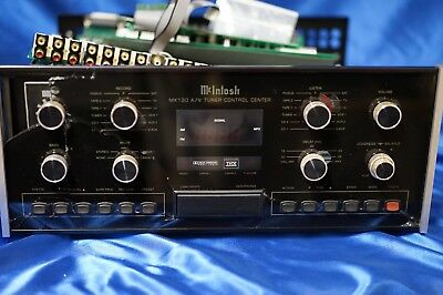 McIntosh MX130 Preamp tuner  🎶🎶✨ For parts not working