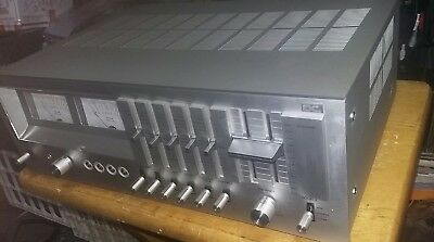 JVC JA-S44 INTEGRATED AMP WITH EQ & PHONO STAGE parts or repair