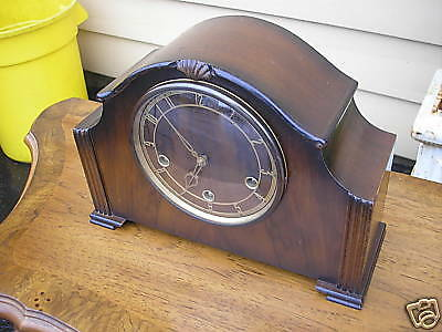 MC 001 SMITH ENFIELD Movement Mantle Shelf Clock