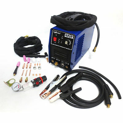 110V CT312 Multi Functional TIG/MMA /Air Plasma Cutter Welder cutter torch New