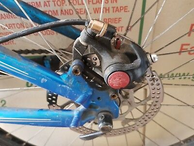 AVID Disc Brakes For Mountain Bike