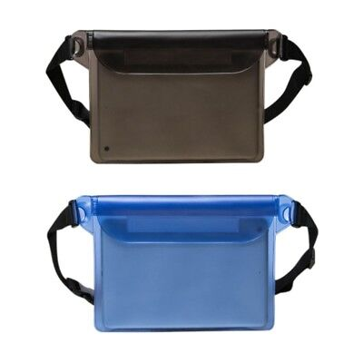 Beach Dry Pouch Case Wallet Universal Waterproof Underwater Waist Bag Swimming