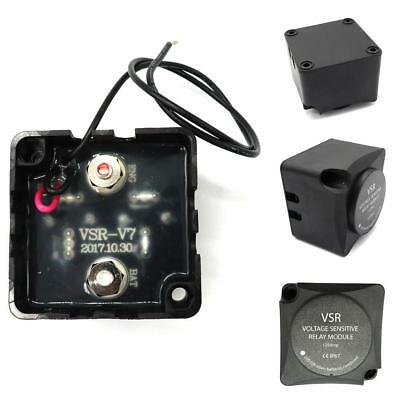Voltage Sensitive Relay 12V VSR Isolator 140A Dual Battery System Auto Charging