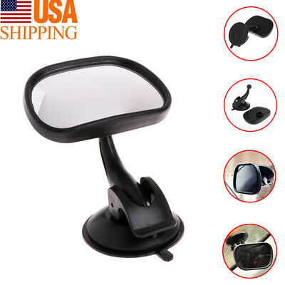 Baby Mirror Adjustable Safety Car Back Seat Suction Mirror For Infant Child