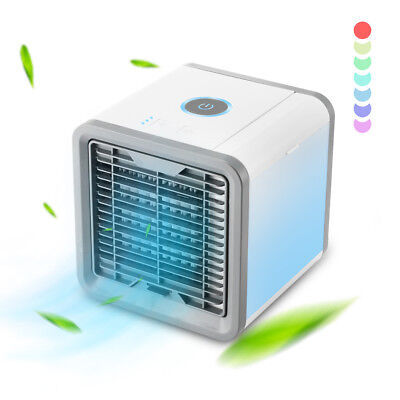 Mini Air Personal Space Air Cooler Quick & Easy Way to Cool Air Conditioner