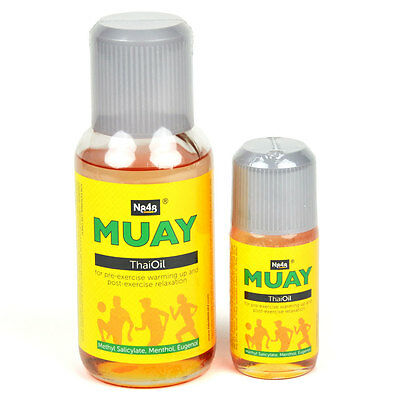 Namman MUAY Thai Boxing Liniment Oil