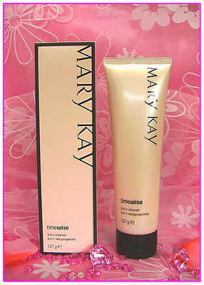 MARY KAY TIMEWISE 3 in 1 CLEANSER Reinigungslotion Trock. Norm. Haut NEU