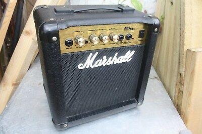 Marshall MG Series 10CD Amp. Electro Acoustic/Electric Guitar