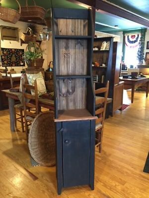 Primitive Handcrafted Cupboard-The Westfield