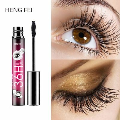 4D Silk Fiber Mascara Long Eyelashes Extension Double Maquillage Curling Thicker
