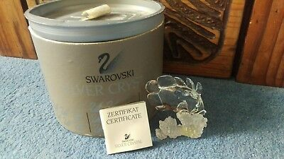 Rare Swarovski Butterfly Fish (On Coral) 162888