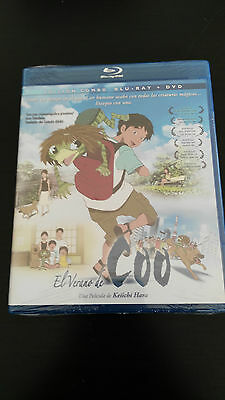 The Summer Of Coo Blu-Ray + Dvd Keiichi Hara Manga Animation Sealed New New