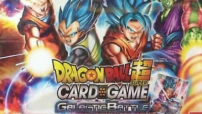 Dragon Ball Super Tcg 200 Card Galactic Battle Common Uncommon Lot Collection