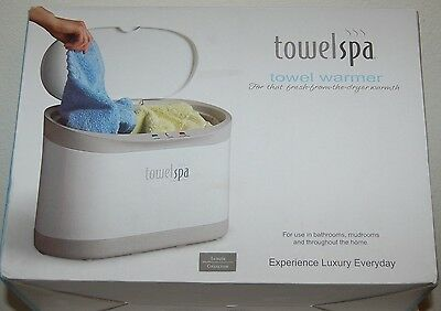 Towelspa 75000 Deluxe Oversize Warmer Luxuos Collection Extra Large Design