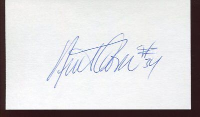 NBA player AUSTIN CARR autograph HAND SIGNED with COA 427