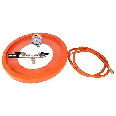 Best Value Vacs 12.75 Vacuum Chamber Lid with Universal Silicone Gasket