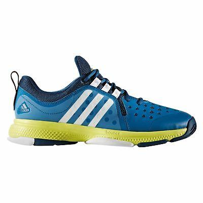adidas Barricade Classic Bounce AQ2282 Mens Trainers~Tennis~UK 6.5 to 13.5 Only