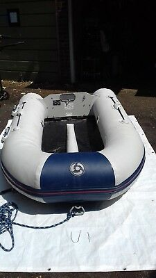 Inflatable Dinghy  Yam With 5Hp 4 Stroke