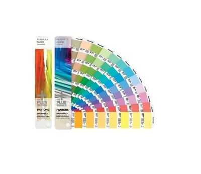 GP1501 Pantone Formula Guide Coated And Uncoated The Plus Series set new GP1501