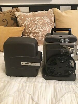 Bell & Howell 346A Super Eight  Autoload  Movie Projector