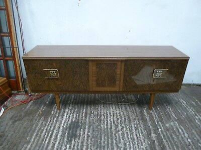Vintage/Retro 1950's 60's sideboard drinks cabinet