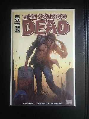 The Walking Dead #100 Key Issue Todd McFarlane Variant