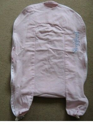 Sleepyhead Deluxe Spare Cover in Pink (Strawberry Cream)