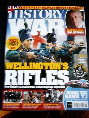 History Of War magazine Issue 56 (new) 2018