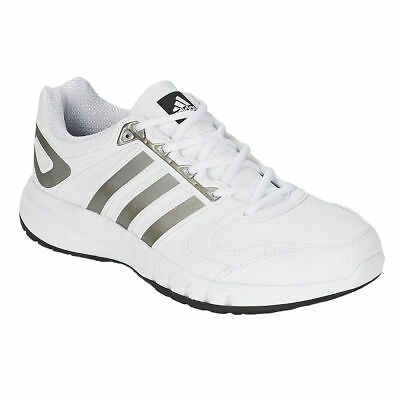 Mens Adidas Performance Leather Trail Trainers Running Shoes Size