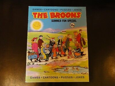 Broons Summer Fun Special 1982