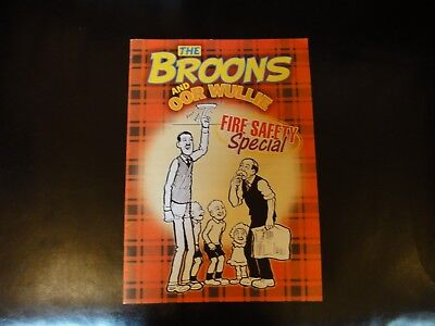 Broons and Oor Wullie Fire Safety Special 2002