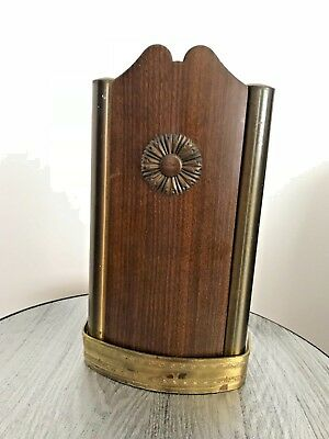NuTone Vintage Brass Door Chime