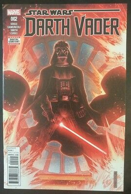 DARTH VADER #2 Star Wars (2017 MARVEL Comics) ~ VF/NM Book