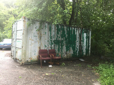 Shipping and/or storage Container for sale 8' wide by 20' long
