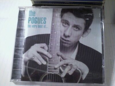 Pogues The Very Best Of cd