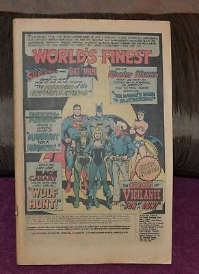 World's Finest Comics #248 DC Aug/1977 Book is Complete Except for cover: