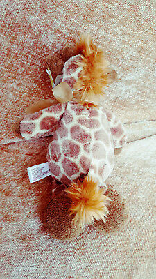 Baby GIRAFFE Soft Feeling Plush Stuffed Animal Toy